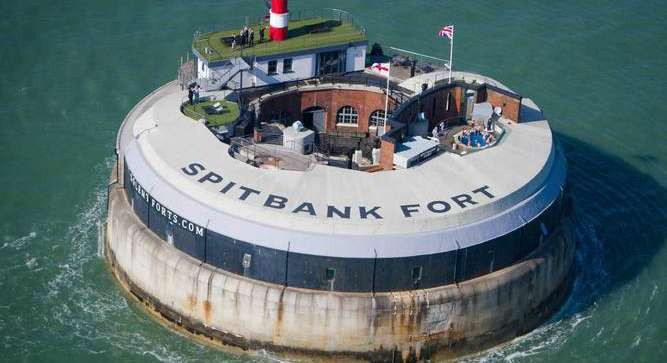 Photo of Spitbank Fort
