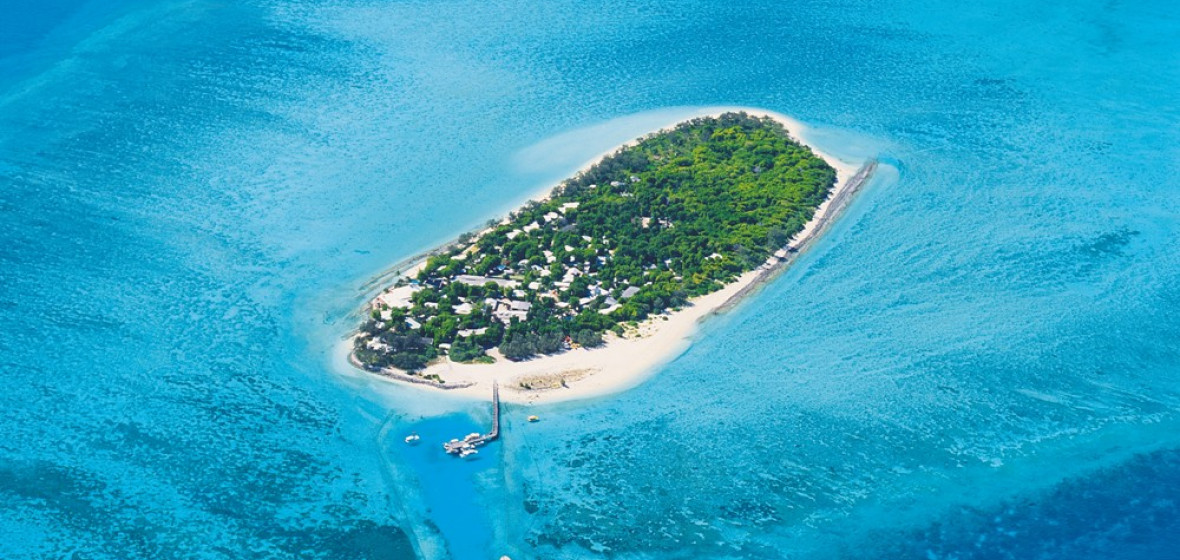 Photo of Heron Island