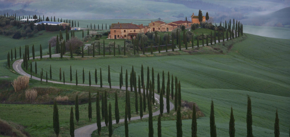 Photo of Tuscany
