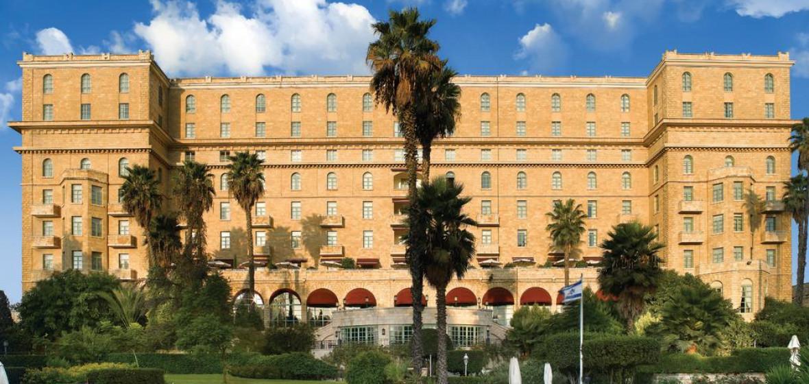 Photo of King David Hotel