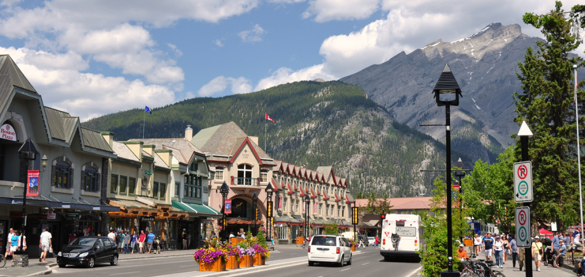 Photo of Banff
