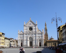 The 5 Best Hotels near the Piazza Santa Croce, Florence