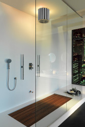 My Hotel Bugbears - Bath & Shower controls.  Fiona Duncan