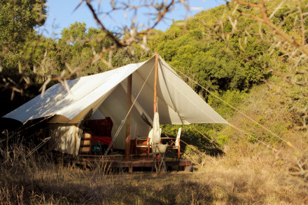 Quartermain's 1920's Safari Camp