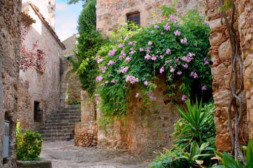 Catalan village