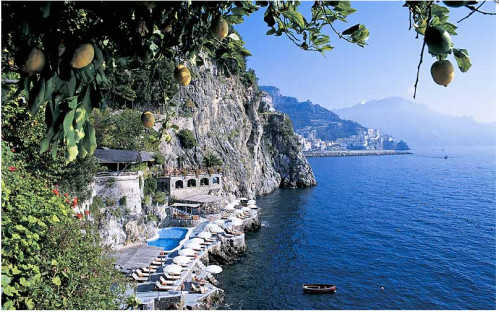 Best Luxury Hotels In Amalfi Town