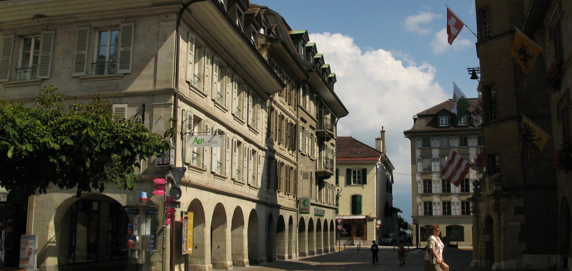 Photo of Morges