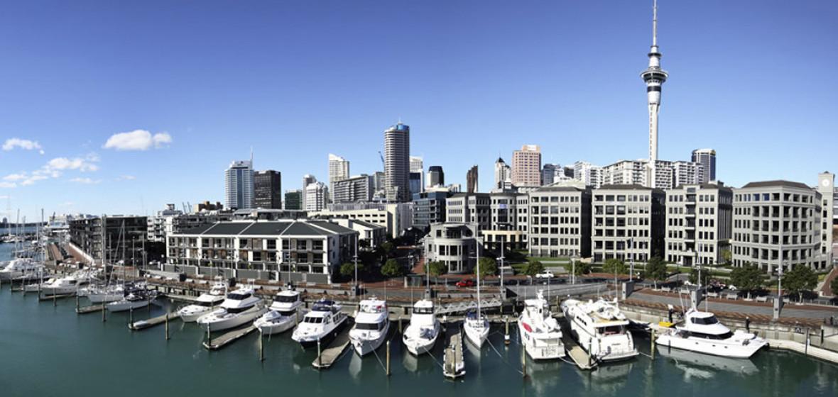Photo of Sofitel Auckland Viaduct Harbour