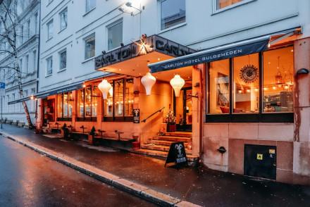 Oslo Guldsmeden Hotel