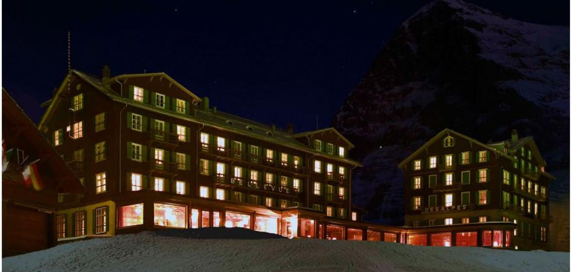 hotel bellevue des alpes wengen switzerland the hotel guru. Black Bedroom Furniture Sets. Home Design Ideas