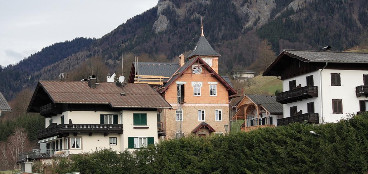 Photo of St Wolfgang