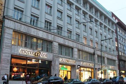 Motel One, Prague