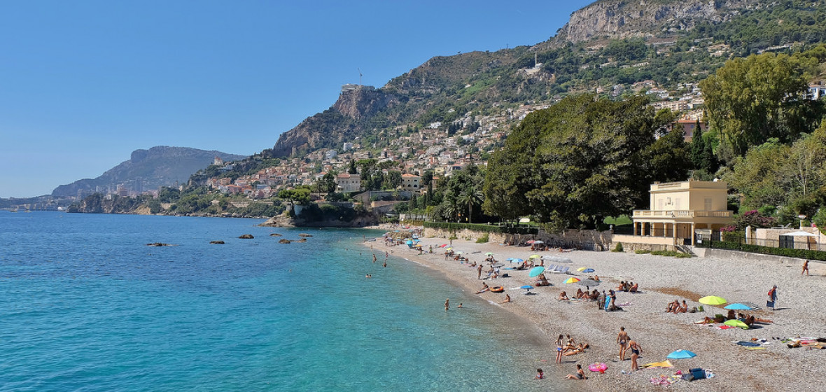 Photo of Roquebrune Cap Martin