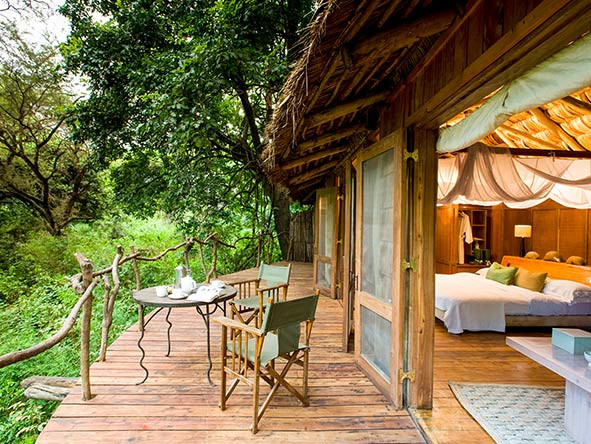 Photo of Lake Manyara Tree Lodge, Lake Manyara National Park