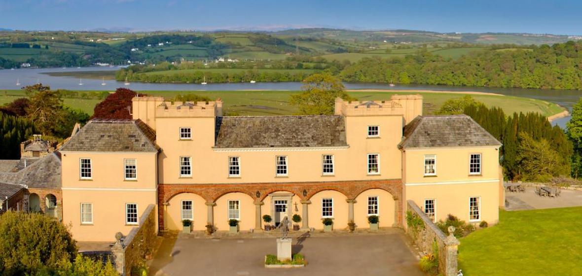 Photo of Pentillie Castle