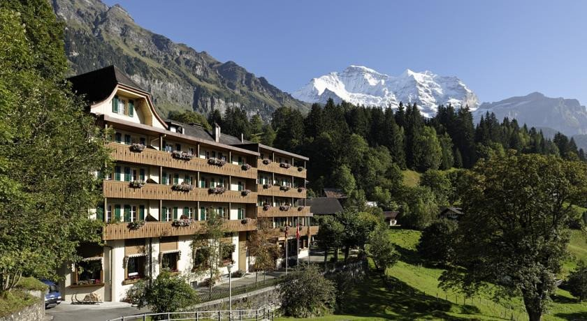 Photo of Hotel Alpenrose, Wengen