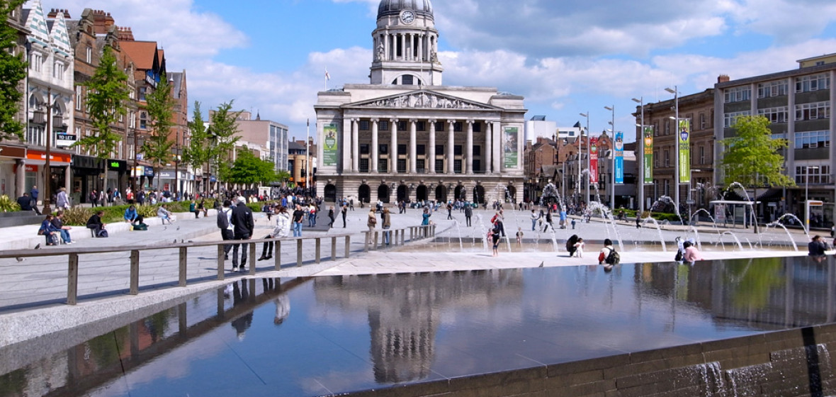 Photo of Nottingham