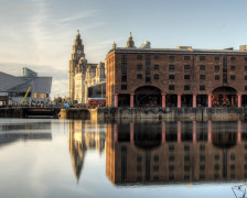 Best Hotels near Albert Dock, Liverpool