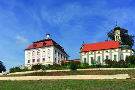 Schloss Leitheim