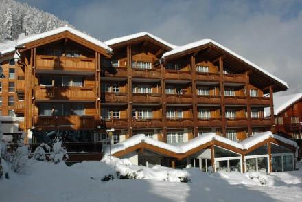 Hotel Schweizerhof, Saas-Fee
