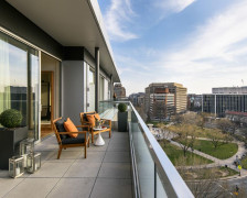 The 7 Best Hotels in Washington DC with Balconies