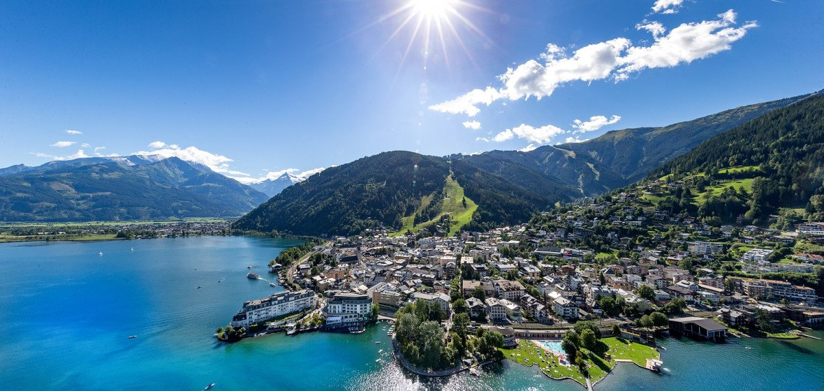 Best places to stay in Zell am See, Austria | The Hotel Guru