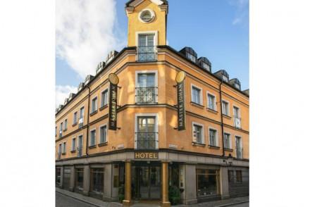 Master Johan Hotel