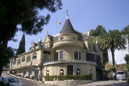 The Magic Castle Hotel