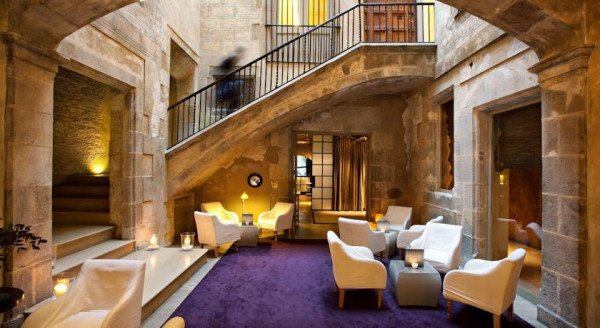 The Hotel Neri Is A 17th Century Palace Beautifully And Sympathetically Converted Into Contemporary 22 Room Located In Gothic Quarter