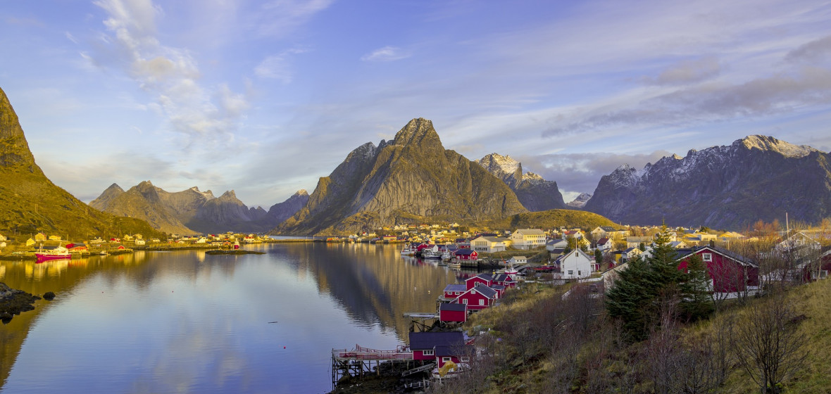 Photo of Lofoten Islands