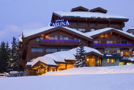 Hotel Carlina Courchevel