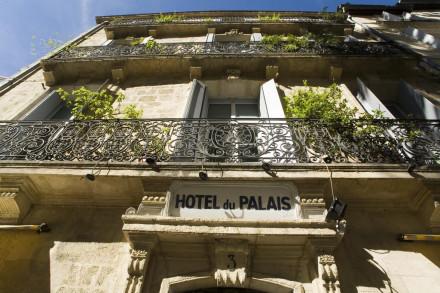 Hotel du Palais, Montpellier