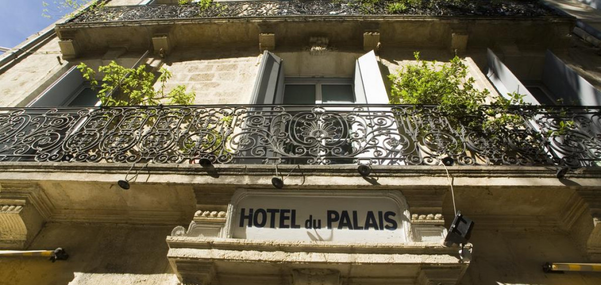 Photo of Hotel du Palais, Montpellier