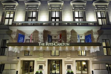 Ritz Carlton, Vienna