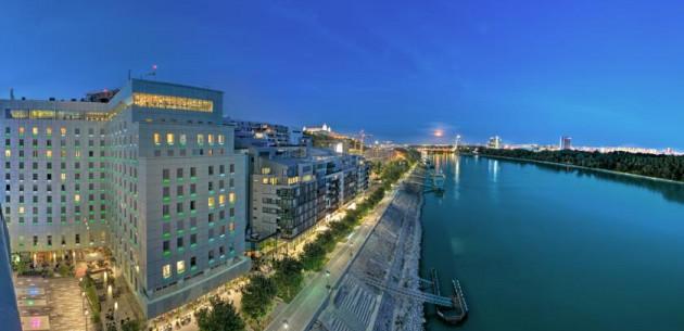 Photo of Kempinski Hotel River Park Bratislava