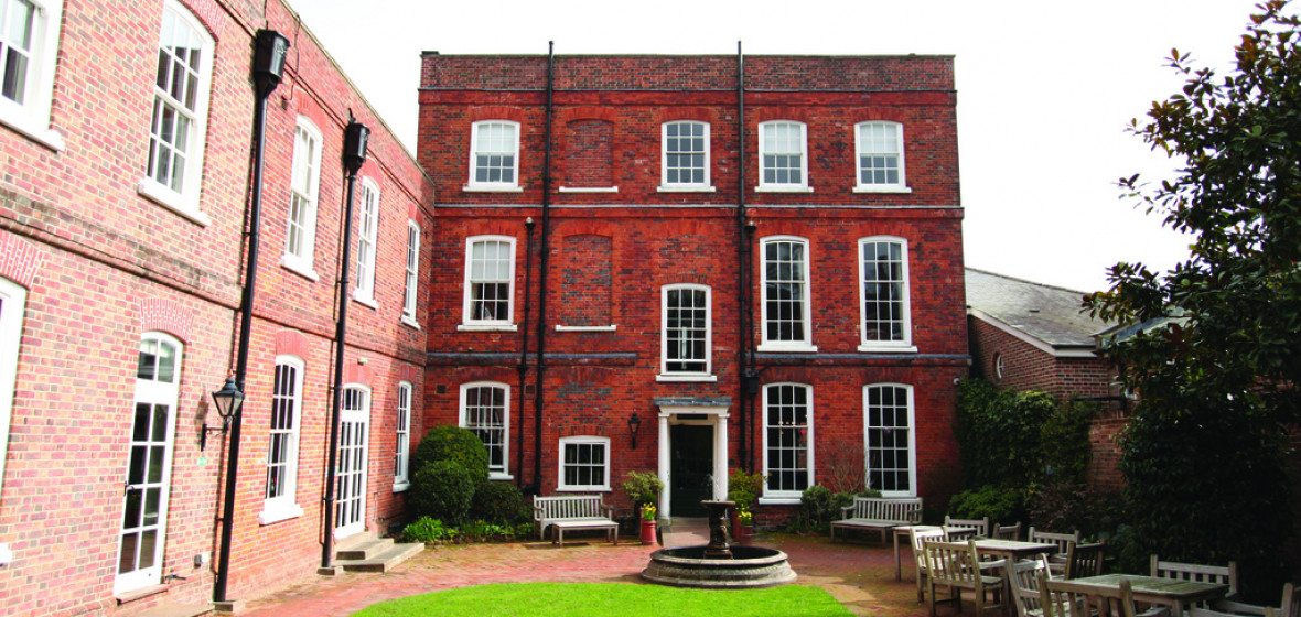 Photo of Hotel du Vin Winchester