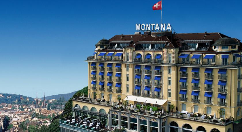 Photo of Art Deco Hotel Montana