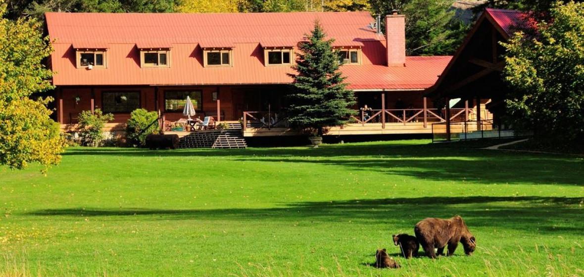 Photo of Tweedsmuir Park Lodge