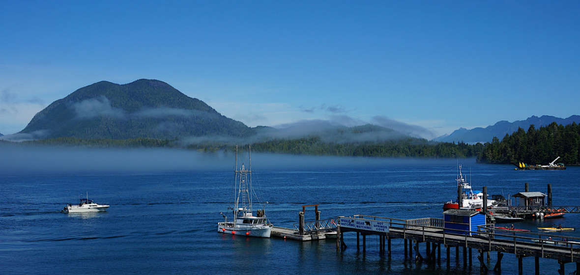 Photo of Tofino