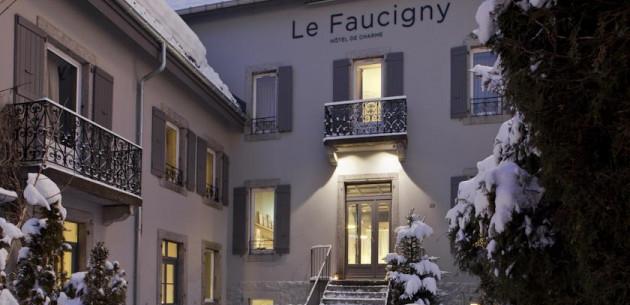 Photo of Le Faucigny