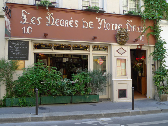 Hotel Degres de Notre Dame