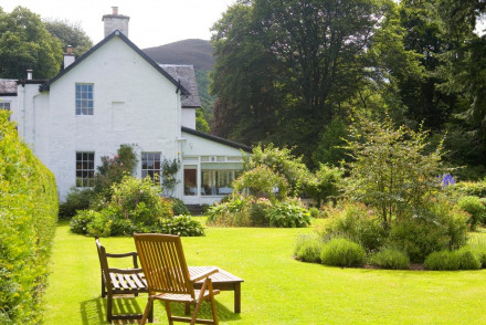 Killiecrankie House Hotel
