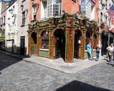 The Best Hotels in Temple Bar, Dublin