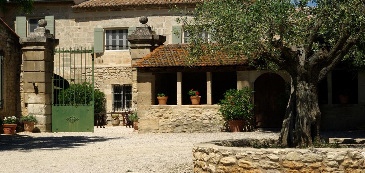 Photo of Le Mas des Comtes de Provence