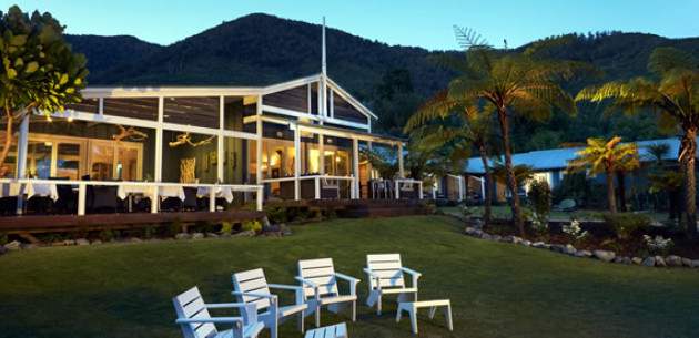 Photo of Raetihi Lodge