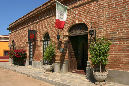 The Todos Santos Inn
